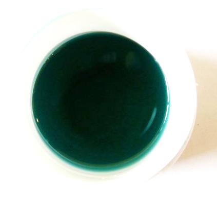 """Гель цветной УФ Lady Ann """"Зеленый"""""""