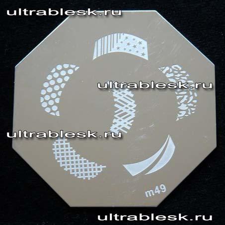 m49 Диск Стемпинг - 8миугольник