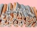 Фимо лист оранжевый