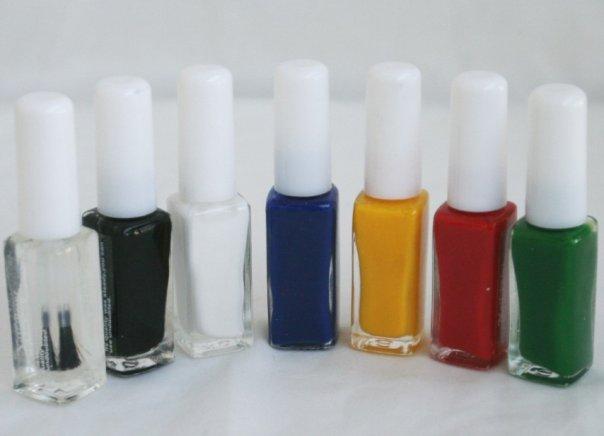 Лак для Stamping Nail Art