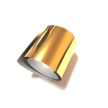 Фольга переводная для литья, для тиснения. Золото.